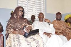 Visite chez Serigne Issakha Mback ® ibn Serigne Bassirou Mback ®  á Ndorong Touba Kaolack (3)