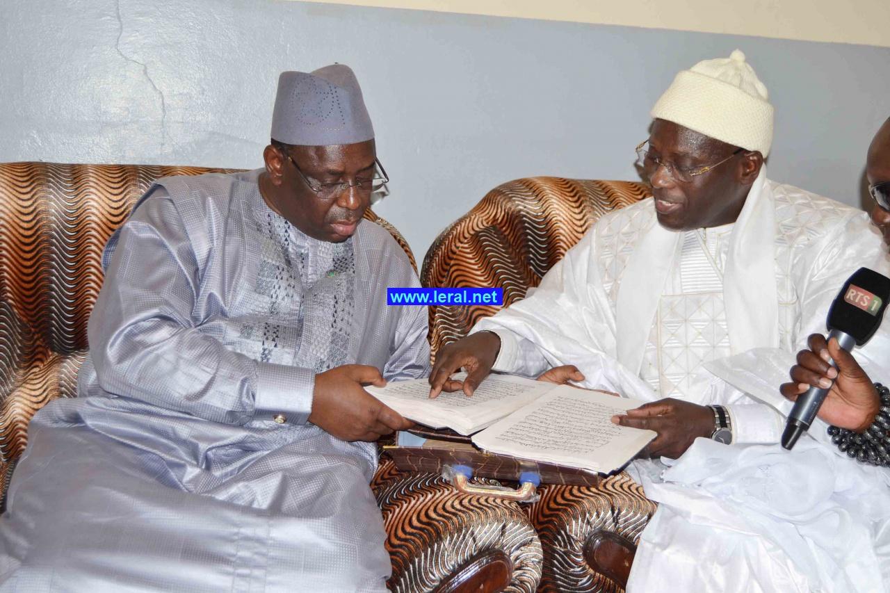 Visite chez Serigne Issakha Mback ® ibn Serigne Bassirou Mback ®  á Ndorong Touba Kaolack (5)